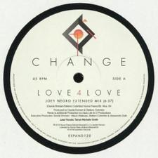 "Change - Love 4 Love / Make Me (Go Crazy) - 12"" Vinyl"