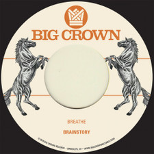 "Brainstory - Breathe - 7"" Vinyl"