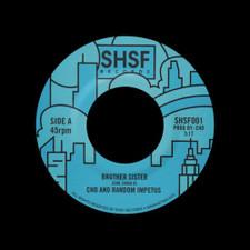 "Cho & Random Impetus - Candle Lights - 7"" Vinyl"