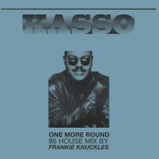 "Kasso - One More Round / Walkman (U.S.A. Remix) - 12"" Vinyl"