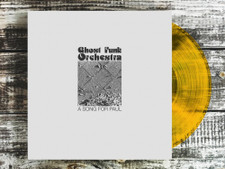 Ghost Funk Orchestra - A Song For Paul - LP Colored Vinyl