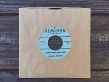"Barbara Howard - I Don't Want You Love / The Man Above - 7"" Vinyl"