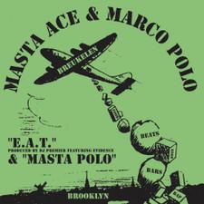 """Masta Ace & Marco Polo - E.A.T. / Masta Polo - 7"""" Vinyl"""