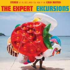 The Expert - Excursions - LP Vinyl