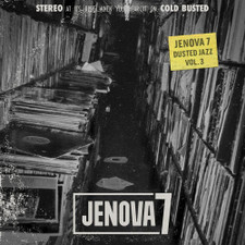 Jenova 7 - Dusted Jazz Vol. 3 - LP Vinyl
