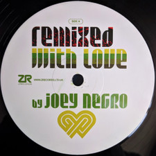 "Joey Negro - Remixed With Love 2019 - 12"" Vinyl"