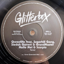 "Qwestlife - Fever - 12"" Vinyl"