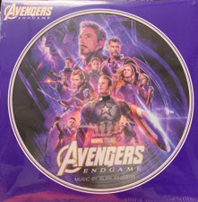 Alan Silvestri - Avengers: Endgame (Original Motion Picture Soundtrack) - LP Picture Disc Vinyl