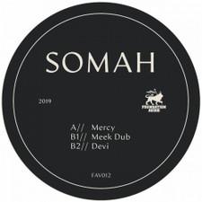 """Somah - Mercy Ep - 12"""" Vinyl"""