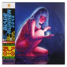 Hans Zimmer & Benjamin Wallfisch - Blade Runner 2049 (Original Motion Picture Soundtrack) - 2x LP Colored Vinyl