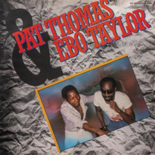Pat Thomas & Ebo Taylor - Pat Thomas & Ebo Taylor - LP Vinyl