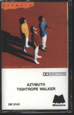 Azymuth - Tightrope Walker - Cassette