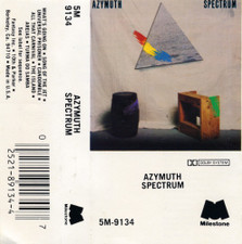Azymuth - Spectrum - Cassette