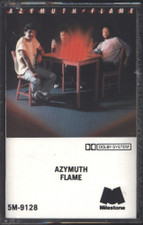 Azymuth - Flame - Cassette