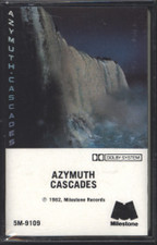 Azymuth - Cascades - Cassette