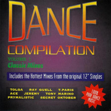 Various Artists - Dance Compilation Vol. 1 - Classic Mixes - Cassette