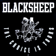 """Black Sheep - The Choice Is Yours - 12"""" Vinyl"""