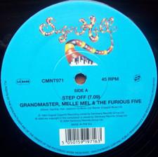 "Grandmaster Flash, Melle Mel & The Furious Five - Step Off / Pump Me Up - 12"" Vinyl"