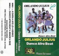 Orlando Julius - Dance Afro-Beat - Cassette