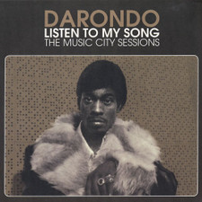 Darondo - Listen to My Song - LP Vinyl