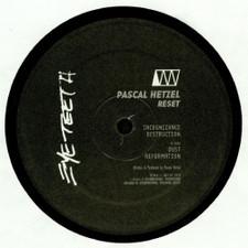 """Pascal Hetzel - Reset - 12"""" Vinyl"""