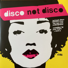 Various Artists - Disco Not Disco (Leftfield Disco Classics From The New York Underground)  - 3x LP Vinyl