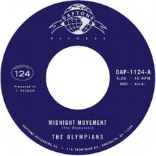 "The Olympians - Midnight Movement / Stand Tall - 7"" Vinyl"