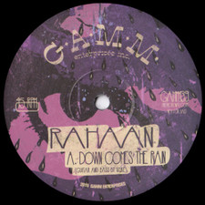 "Rahaan - Down Comes The Rain / YCHYC - 12"" Vinyl"