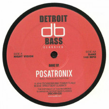 "Posatronix - Danz Ep - 12"" Vinyl"