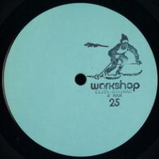 """D-Man - Workshop 25 - 12"""" Vinyl"""