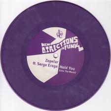"Zopelar / The Nephrok! Allstars - New Directions In Funk Vol. 2 - 7"" Colored Vinyl"