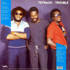 Tetrack - Trouble - LP Vinyl