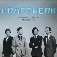 Kraftwerk - Live In Koeln Sartory Saal, March 22nd, 1975 - LP Vinyl