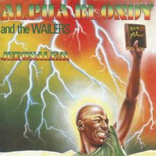 Alpha Blondy & The Wailers - Jerusalem - LP Vinyl