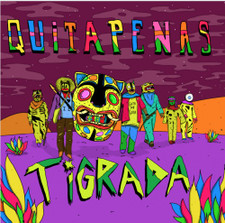 Quitapenas - Tigrada - LP Vinyl