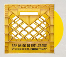 2 Chainz - Rap Or Go To The League - 2x LP Colored Vinyl