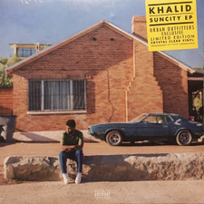 "Khalid - Sun City Ep - 12"" Clear Vinyl"