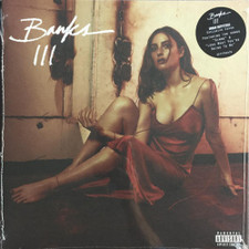 Banks - III (Alternate Cover Version) - LP Vinyl