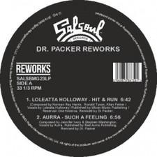 """Dr. Packer - Salsoul Reworks - 12"""" Vinyl"""