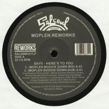 "Moplen - Salsoul Reworks - 12"" Vinyl"