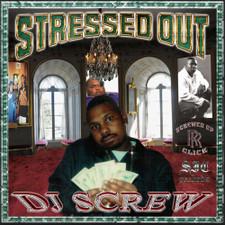 DJ Screw - Stressed Out - 2x LP Vinyl