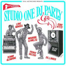 Various Artists - Studio One DJ Party - 2x LP Vinyl
