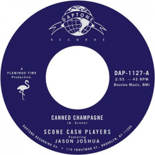 "Scone Cash Players - Canned Champagne - 7"" Vinyl"