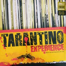 Various Artists - The Tarantino Experience - 2x LP Colored Vinyl