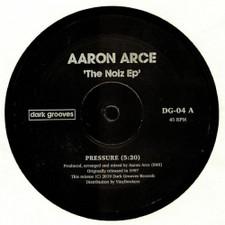 "Aaron Arce - The Noize Ep - 12"" Vinyl"