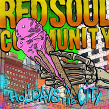 Red Soul Community - Holidays In The City - LP Vinyl