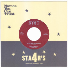 "Ralph Weeks & Combo Lulo - Algo Muy Profundo - 7"" Vinyl"