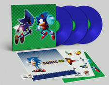 Naofumi Hataya & Masafumi Ogata - Sonic CD - 3x LP Colored Vinyl