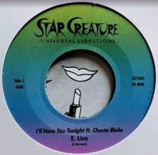 "E. Live - I'll Have You Tonight - 7"" Vinyl"