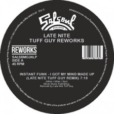 "Late Nite Tuff Guy - Salsoul Reworks #2 - 12"" Vinyl"